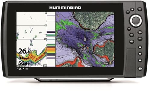 Humminbird HELIX 10 CHIRP GPS