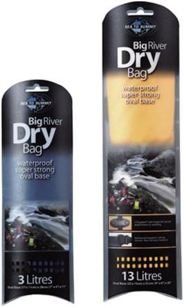 Sea to Summit Dry Bag 35L Geel
