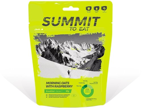 Summit to Eat Morning Oats wit