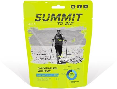 Summit to Eat Chicken Fajita w