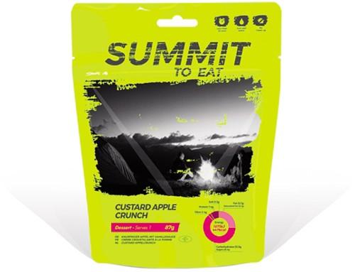 Summit to Eat Custard Apple Cr