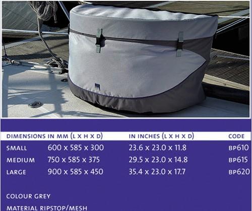 Storage Rail Bag Medium