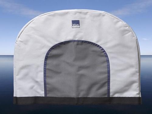 Blue Performance stuurwiel hoes 1120 mm
