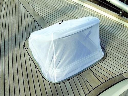 BP Hatch Cover 4 Mosq. Round 600
