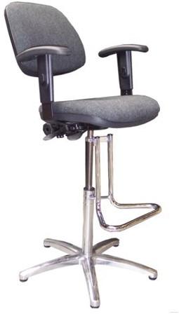 CN Score stoelkuip type Comfort Plus antraciet (exclusief zuil)