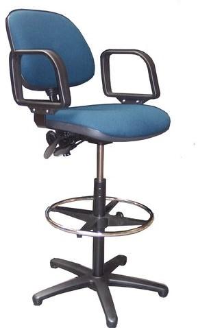 CN Score stoelkuip type Comfort Plus blauw (exclusief zuil)