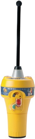 Oceansignal E100G nieuwe batterij