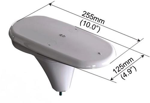 Vector Compact GPS kompas NMEA 0183