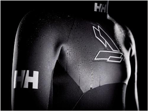 Helly Hansen Wet Suit Shorti black