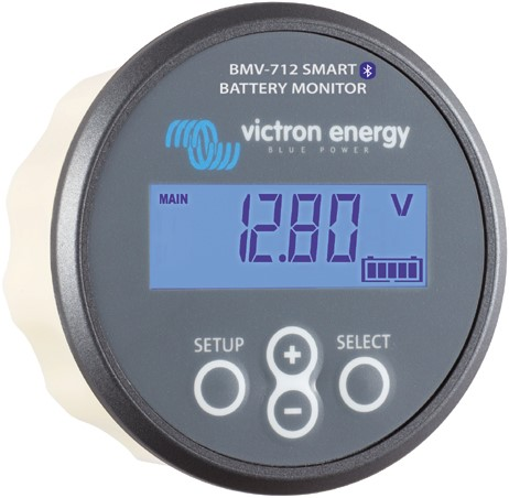 Victron Battery monitor BMV-712