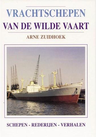 Vrachtschepen van de wilde vaa
