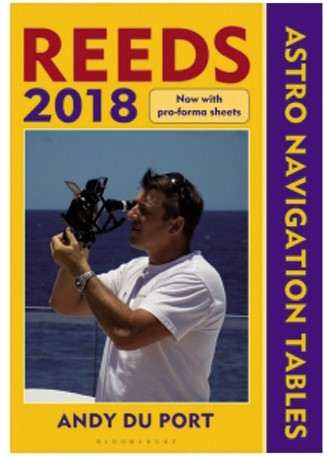 REEDS ASTRO NAVIGATION 2018