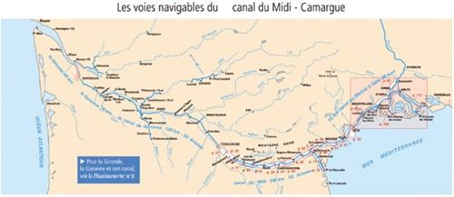 Canal du Midi - Camargue 4