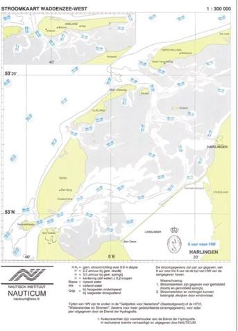 Stroomschuif Waddenzee West