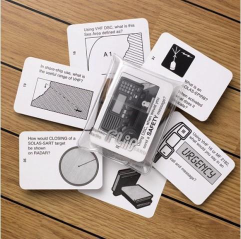 Flip Cards - GMDSS Marine Radi