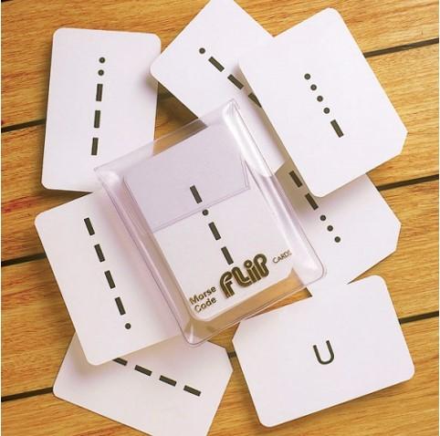Flip Cards - Morse Pack
