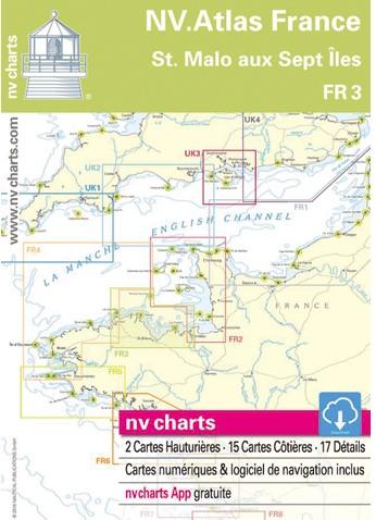 NV Atlas FR3 St. Malo to Les S