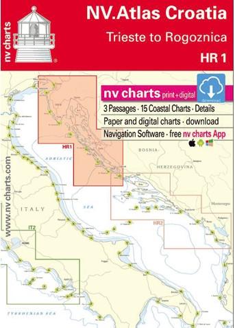 NV Atlas HR1 Trieste to Rogozn