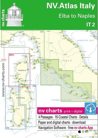 NV Atlas IT2 Elba to Naples