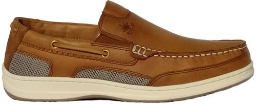 BluePort Pacific Loafer Bootschoen tan