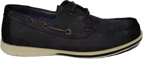 BluePort Crew Prolite 2 eye bootschoen Navy
