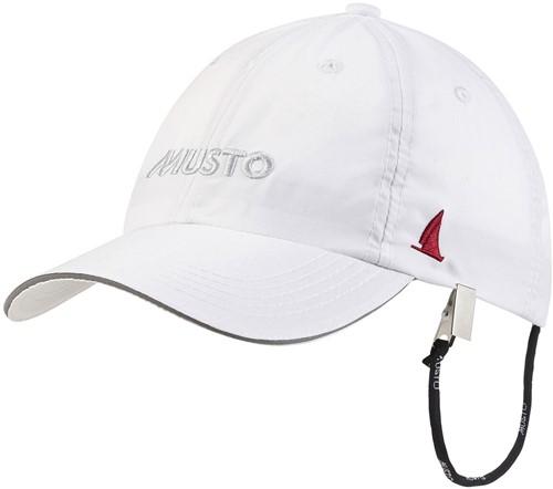 Musto 80032 Ess Fd Crew Cap White O/S