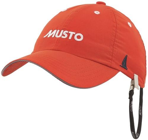 Musto 80032 Ess Fd Crew Cap Fire Orange O/S