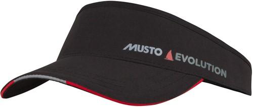 80050 Musto Evolution Race Visor Black