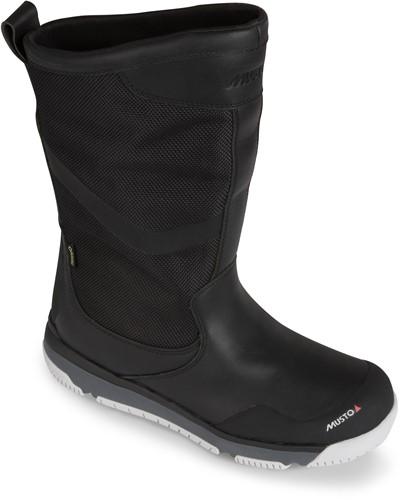 Musto 80521 zeillaars GORE-TEX© Race Boot Black 805