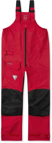 Musto 80855 Br1 Broek True Red/Black