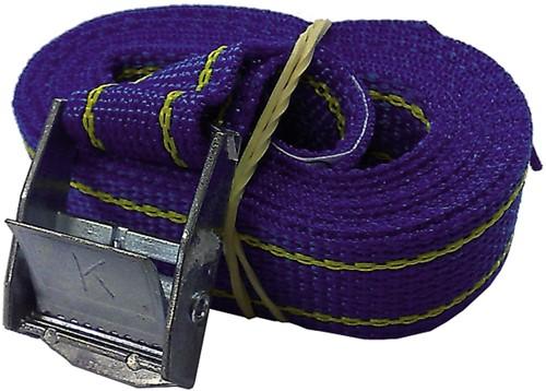 U Rope Spanband blauw 2m