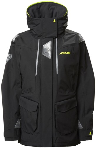 80902 BR2 Offshore Jacket FW Black