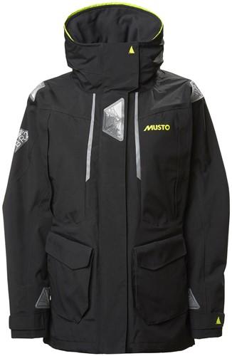 Musto 80902 Br2 Offshore Jkt Fw Black/Black 16