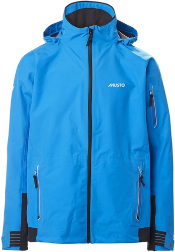 81206 Lpx Gtx Jacket Brilliant Blue