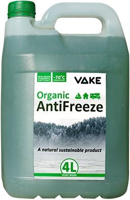 Vake organisch Drinkwater antivries (ook geschikt voor motor en toilet) - 4 liter