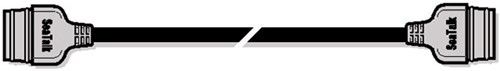Raymarine Seatalk kabel ST 30-60 - SeaTalk1 - lengte 9m