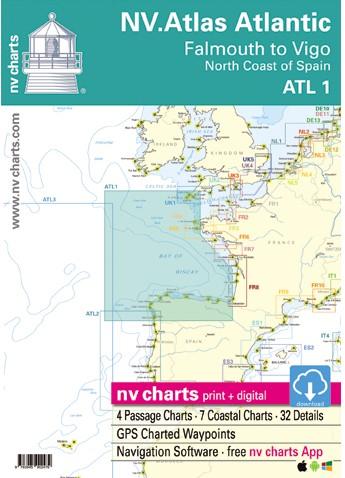 NV Atlas ATL1 Falmouth to Vigo