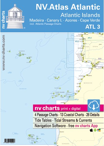 NV Atlas ATL3 Madeira-Canary Island