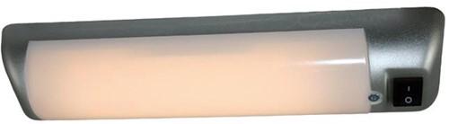Soft LED, opbouw 12V, silversand