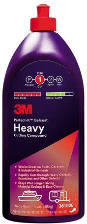 3M Perfect -it Gelcoat Heavy 946ml
