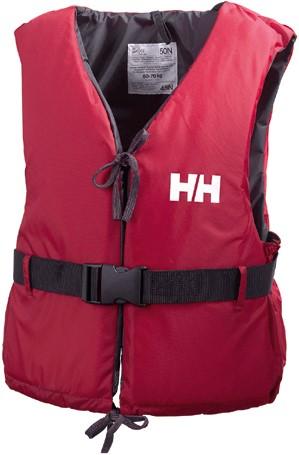 Helly Hansen SPORT II 90/+ 164 RED EBONY