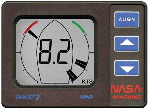 Nasa Target Wind NMEA repeater