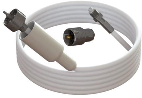 VHF 25 meter kabelpakket - P60