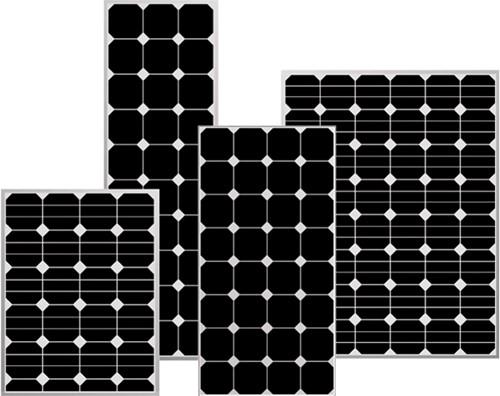 Solara DC solar paneel 100 Wp