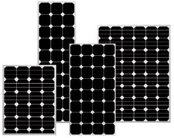 Solara zonnepaneel E440M32 sil