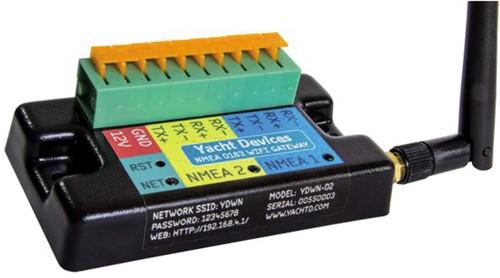 NMEA0183 WiFi Gateway
