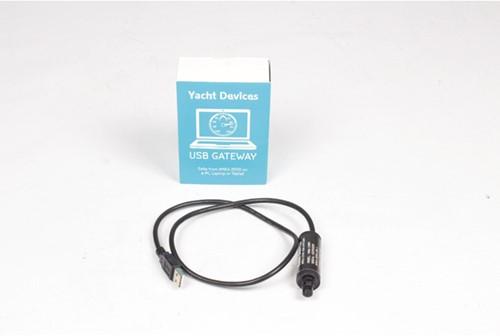 NMEA2000 USB Koppeling met IP67 connector