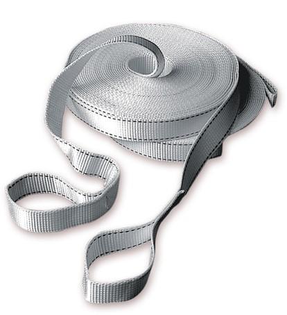 Loopband  8mtr met lus per 2