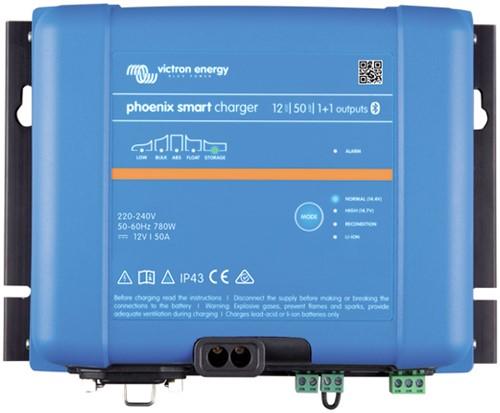 Victron Phoenix Smart IP43 12/50(1+1) acculader
