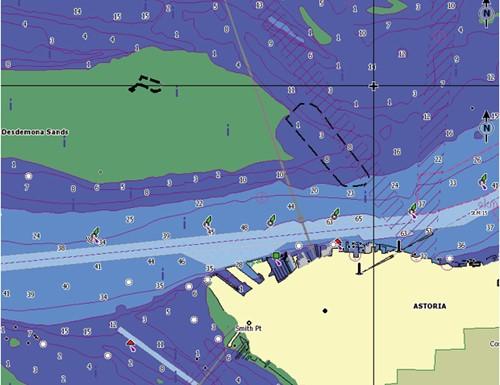 C Map Max-N Continental digitale waterkaart